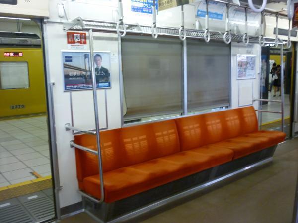 2013-12-29 西武9101F 車内