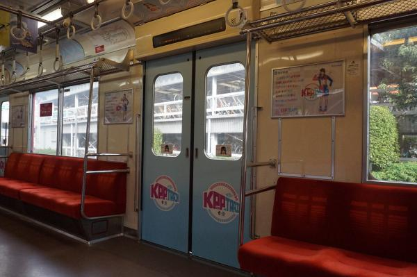 2016-09-26 西武9101F 車内2