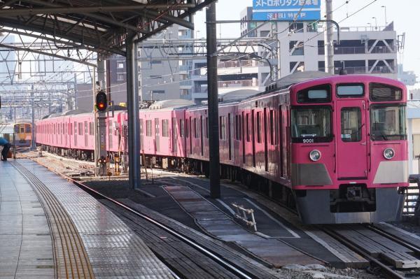 2016-10-15 西武9101F
