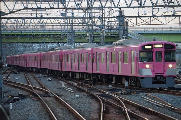 2017-11-03 西武9101F 回送