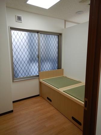 ひめぎん仮眠室