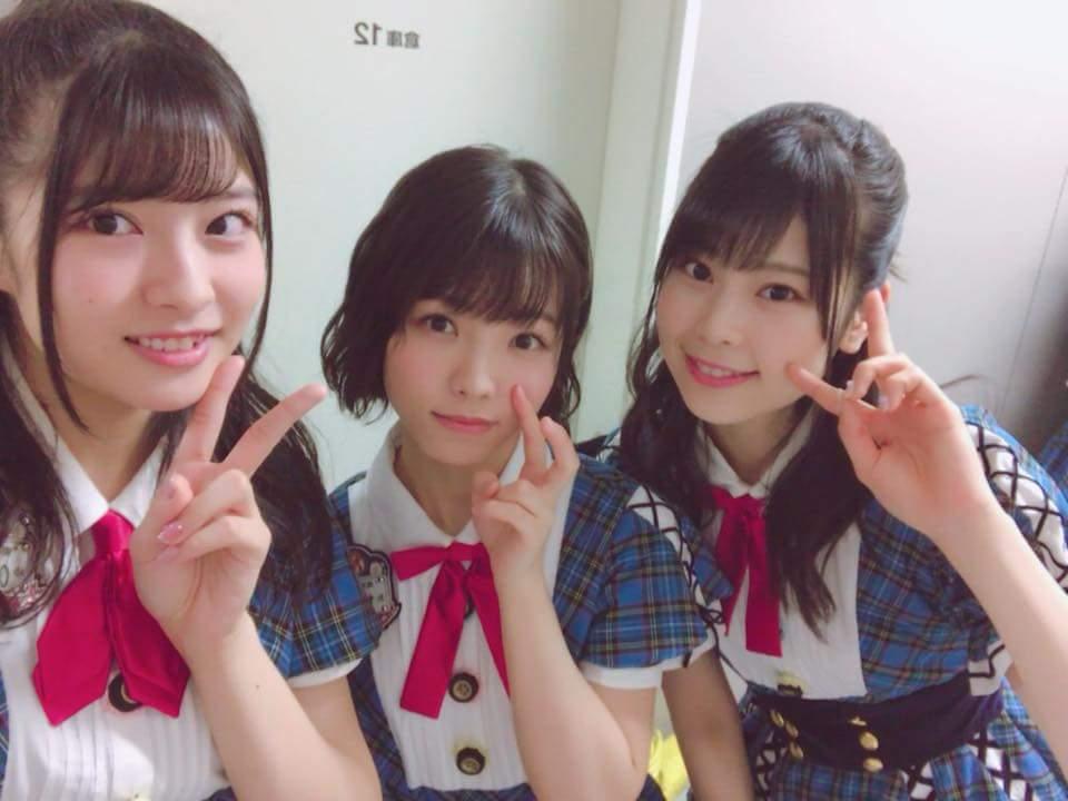 チーム8高橋彩音ちゃんがショートヘアにして脱ロリし、超絶可愛い美少女に変身する