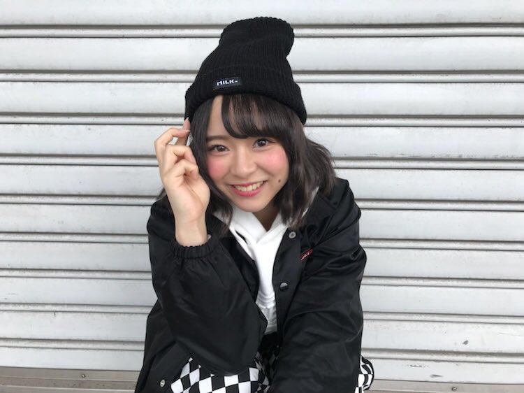 チーム8 倉野尾成美・メンバー公式Twitter 開始のお知らせ。