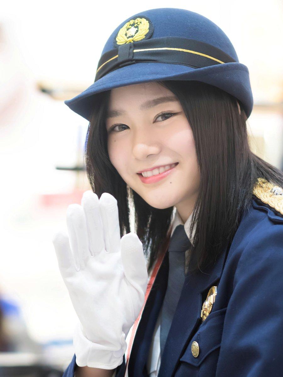 チーム8中野郁海さんがとても綺麗になってる