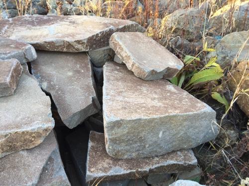 自然石板材