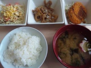 神戸学院学食 180118