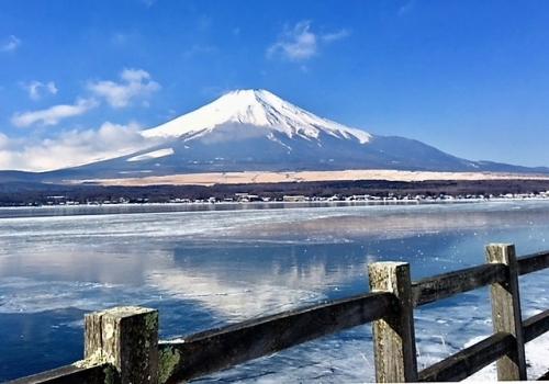 富士山中湖