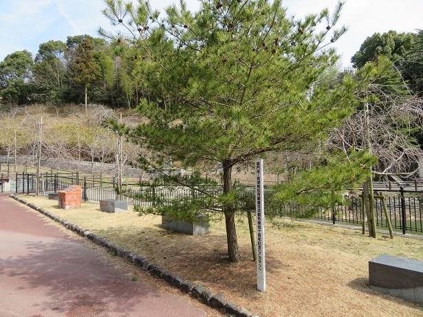 ドイツ公園 会津若松との親善交流都市締結10周年植樹