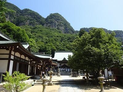 八栗寺本堂