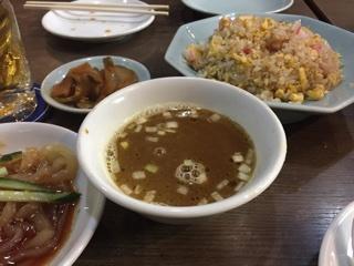 炒飯についてくるスープ