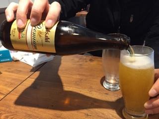 プレミアム生ビール熟選 (瓶)
