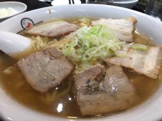 390円の喜多方ラーメン