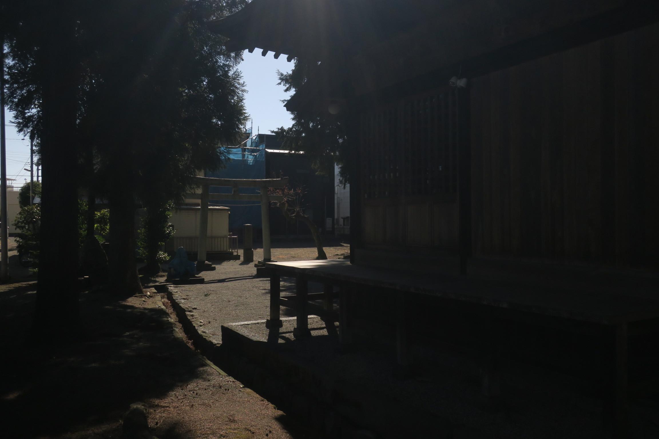 五社稲荷108