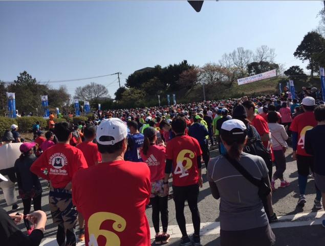 2018パールラインマラソン2