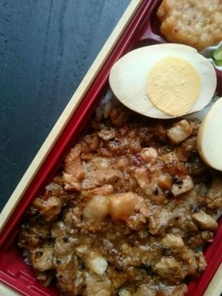 大船軒台湾風ルーロー飯弁当