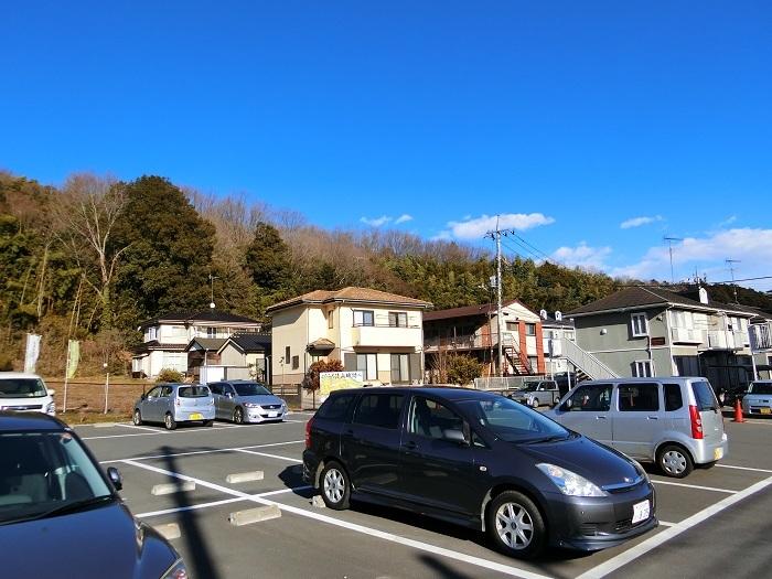 滝山観光駐車場