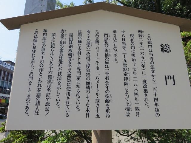 IMG_8435 豊川稲荷 総門
