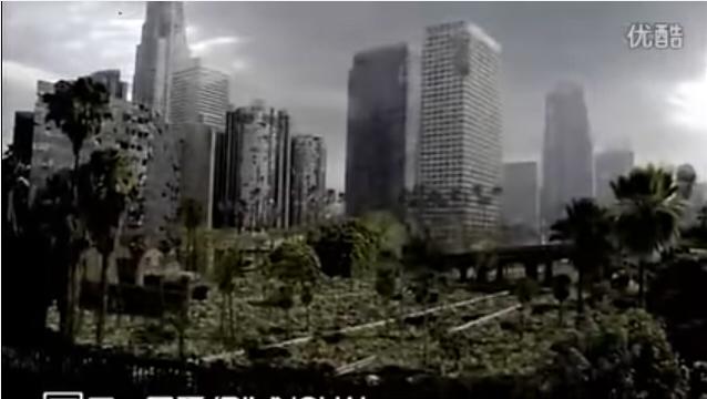 中編人類滅亡後の世界11