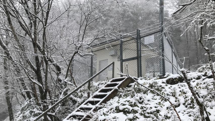 丸笹雨量観測所