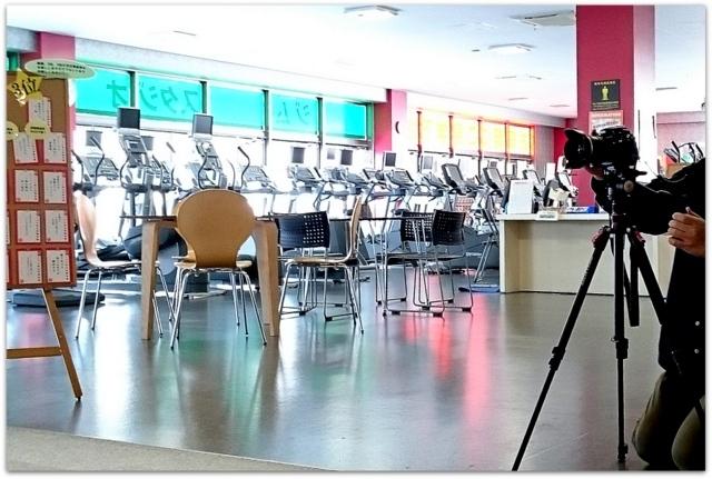 青森県 青森市 出張 写真 撮影 カメラマン ホームページ 施設 ジム フィットネス クラブ