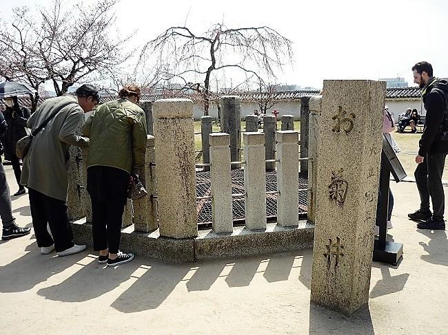 姫路城₋お菊の井戸