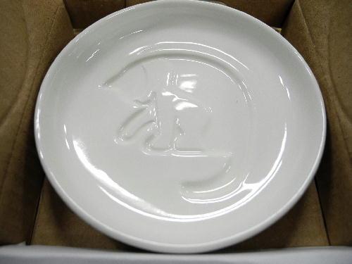 ネコ醤油皿2