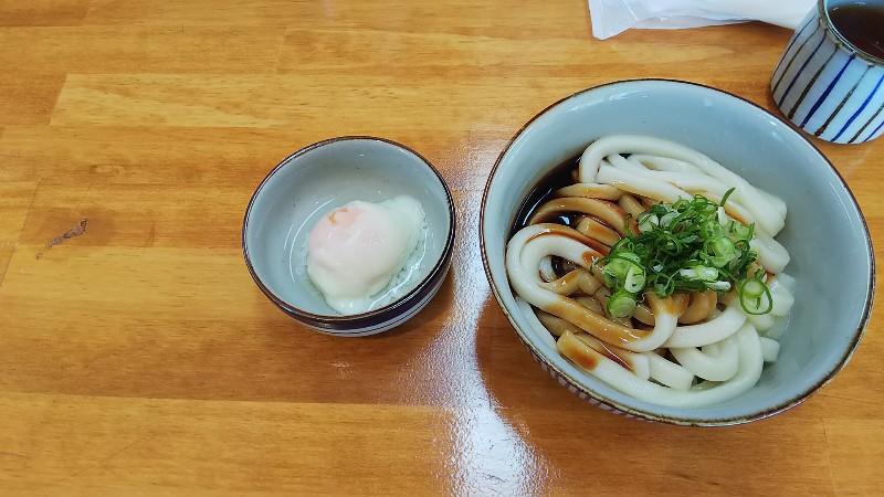 伊勢うどん(内宮)