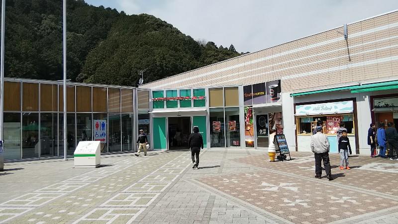新東名高速道路静岡SA1803