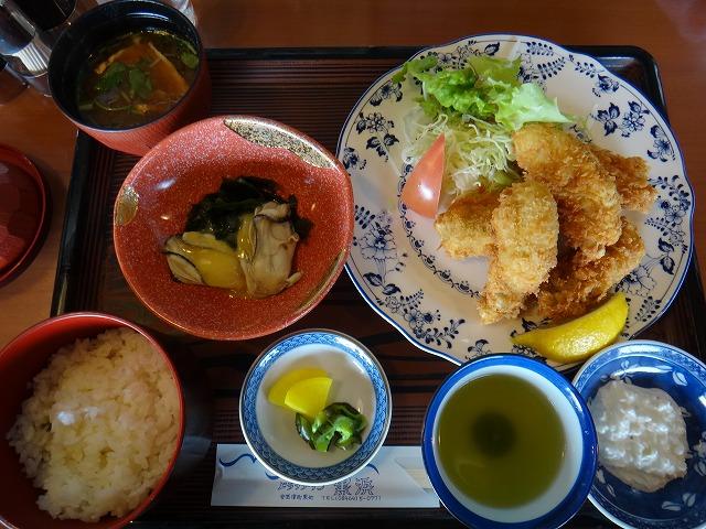 s-11:31カキフライ定食