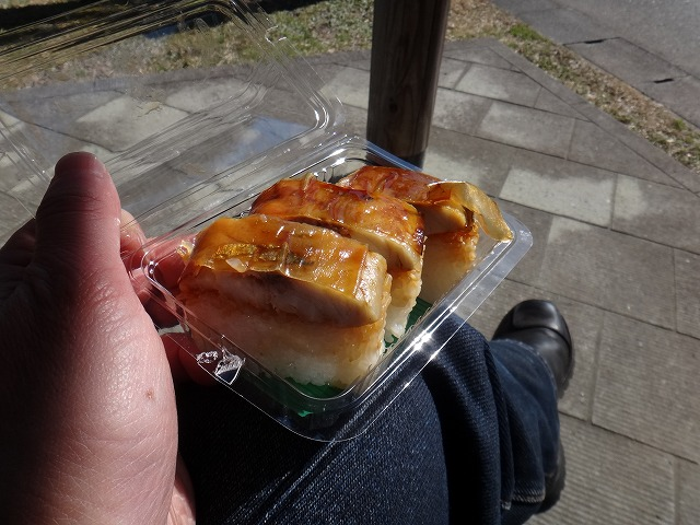 s-14:32焼き鯖寿司