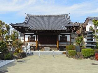 延命寺(北区堀船)