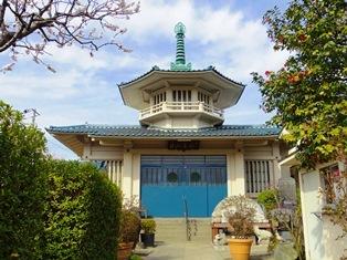 福性寺(北区堀船)