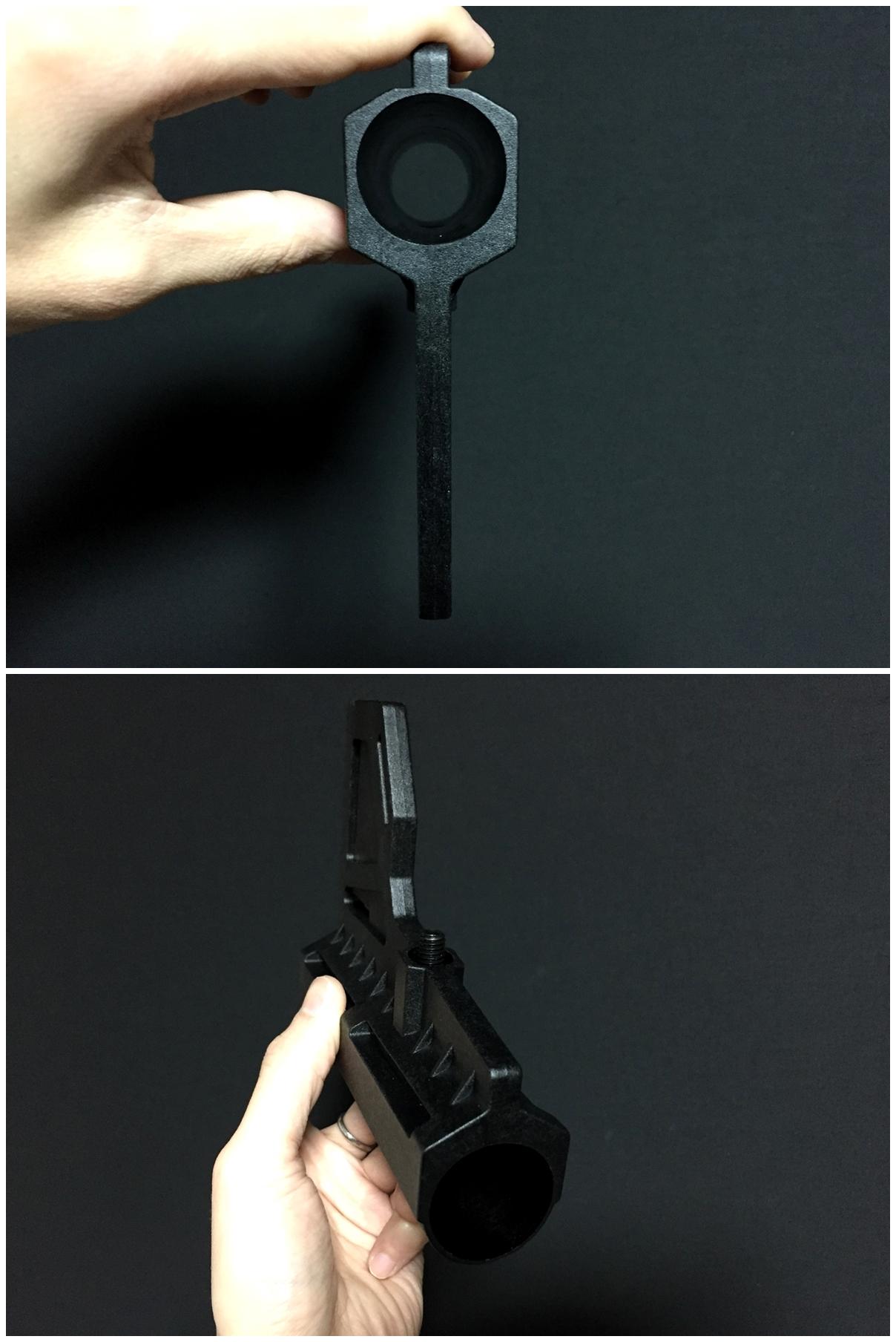 4 実物 KAK Industry LLC Shockwave Blade Pistol Stabilizer ショックウェーブ ブレード ピストル スタビライザー ストック