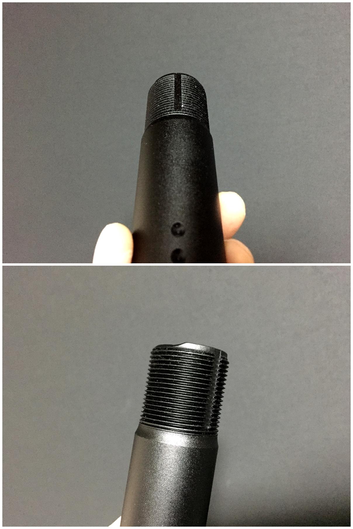 9 実物 KAK Industry LLC Shockwave Blade Pistol Stabilizer ショックウェーブ ブレード ピストル スタビライザー ストック