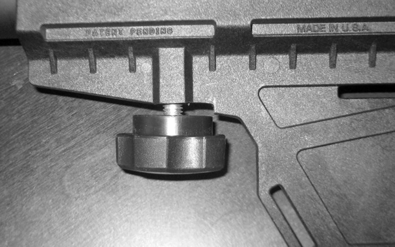 イモネジ KAK Industry LLC Shockwave Blade Pistol Stabilizer ショックウェーブ ブレード ピストル スタビライザー ス