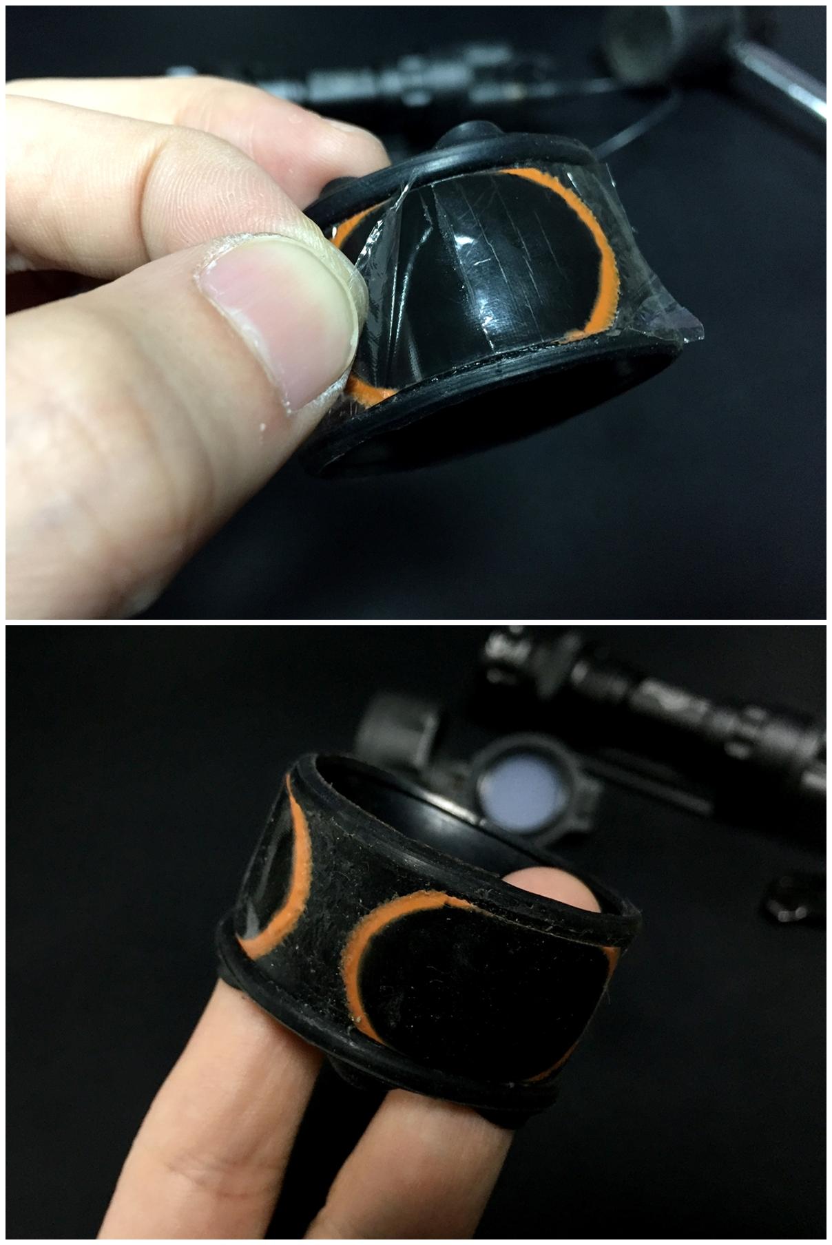 16 ELEMENT フラッシュライト ディフューザー フリップアップ式 カバー 1 47インチ 1 62インチ IRフィルター SUREFIRE タイプ レプリカ フラッシュライト カバー 比較 取付 加工 レビュー