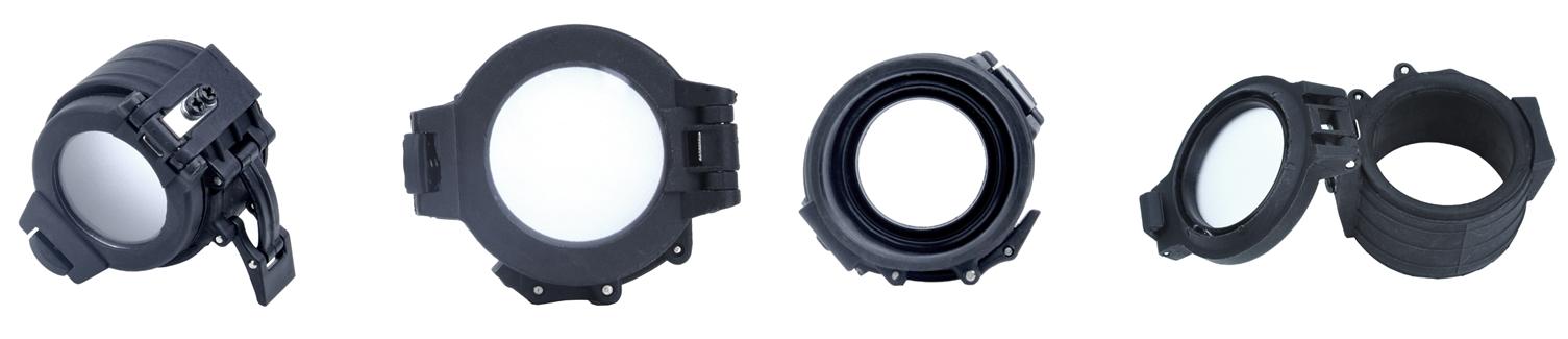 29 28 ELEMENT フラッシュライト ディフューザー フリップアップ式 カバー 1 47インチ 1 62インチ IRフィルター SUREFIRE タイプ レプリカ フラッシュライト カバー 比較 取付 加工 レビュー