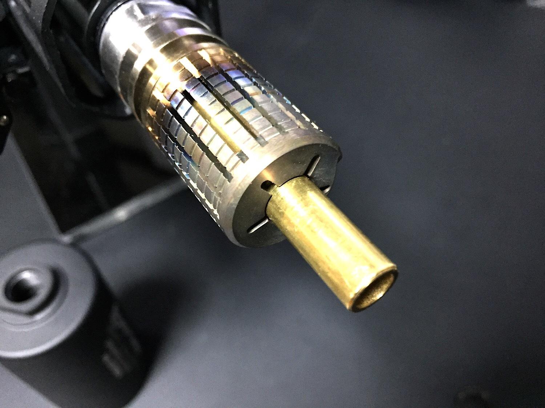 16 KAC Knight's Armament style Inconnel Flashider SV ナイツアーマメント タイプ 焼入れ スチール製 フラッシュハイダー 購入 開封 取付 レビュー