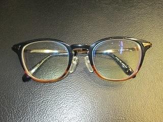 ルティーナの眼鏡