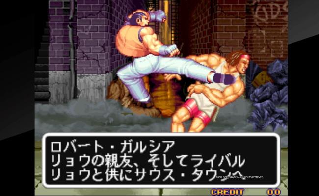 龍虎の拳1