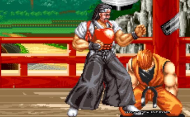 龍虎の拳5
