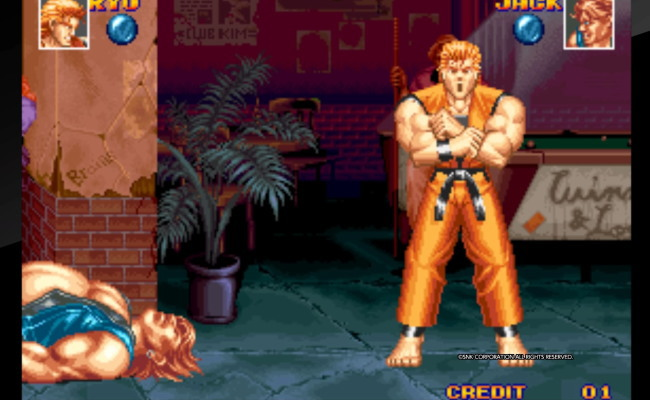 龍虎の拳9