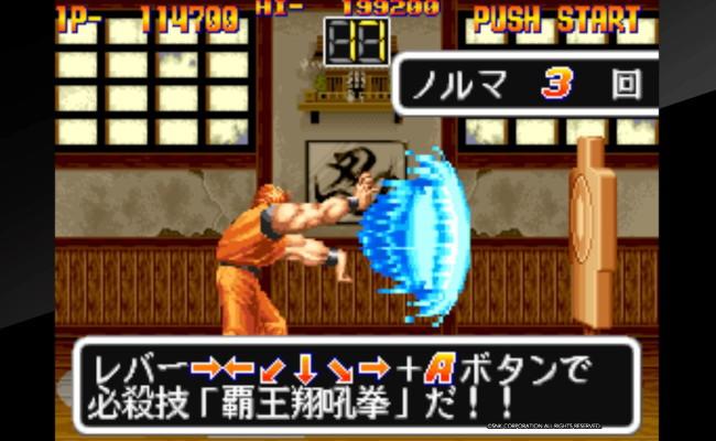 龍虎の拳12