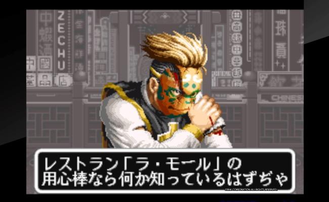 龍虎の拳14