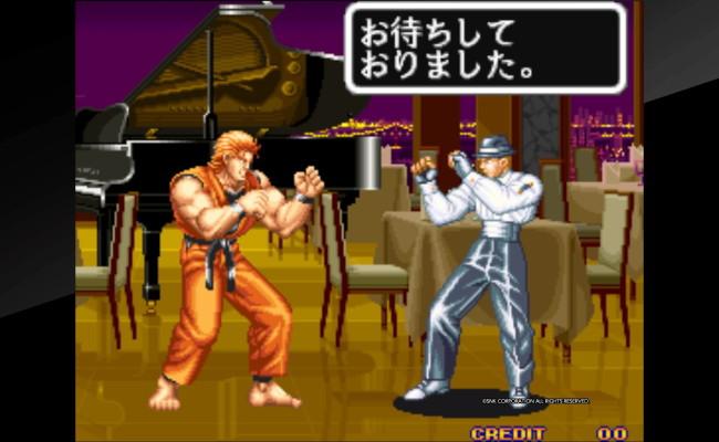 龍虎の拳15