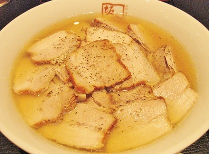 喜多方ラーメン 坂内さんのチャーシュー麺