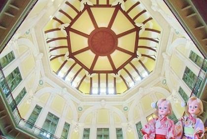 東京駅 丸の内南口ドームです