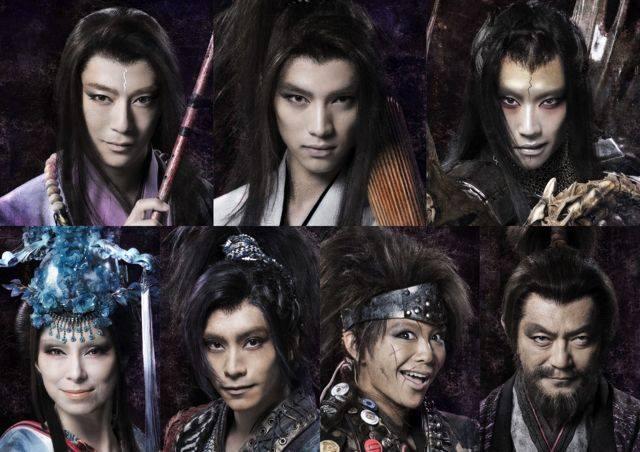 舞台「髑髏城の七人~Season月~」上弦の月