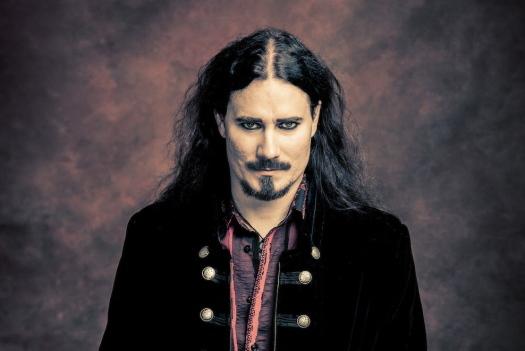 Tuomas Holopainen Nightwish Ville Juurikkala Promo2015