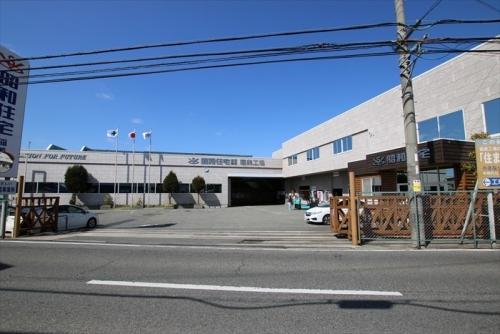昭和住宅 稲美工場 (3)